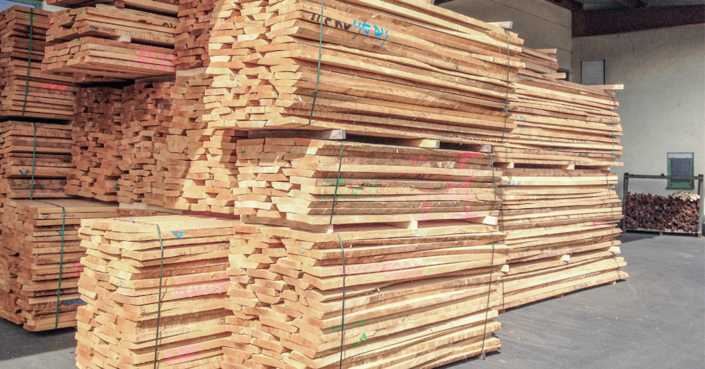 Image of lumber